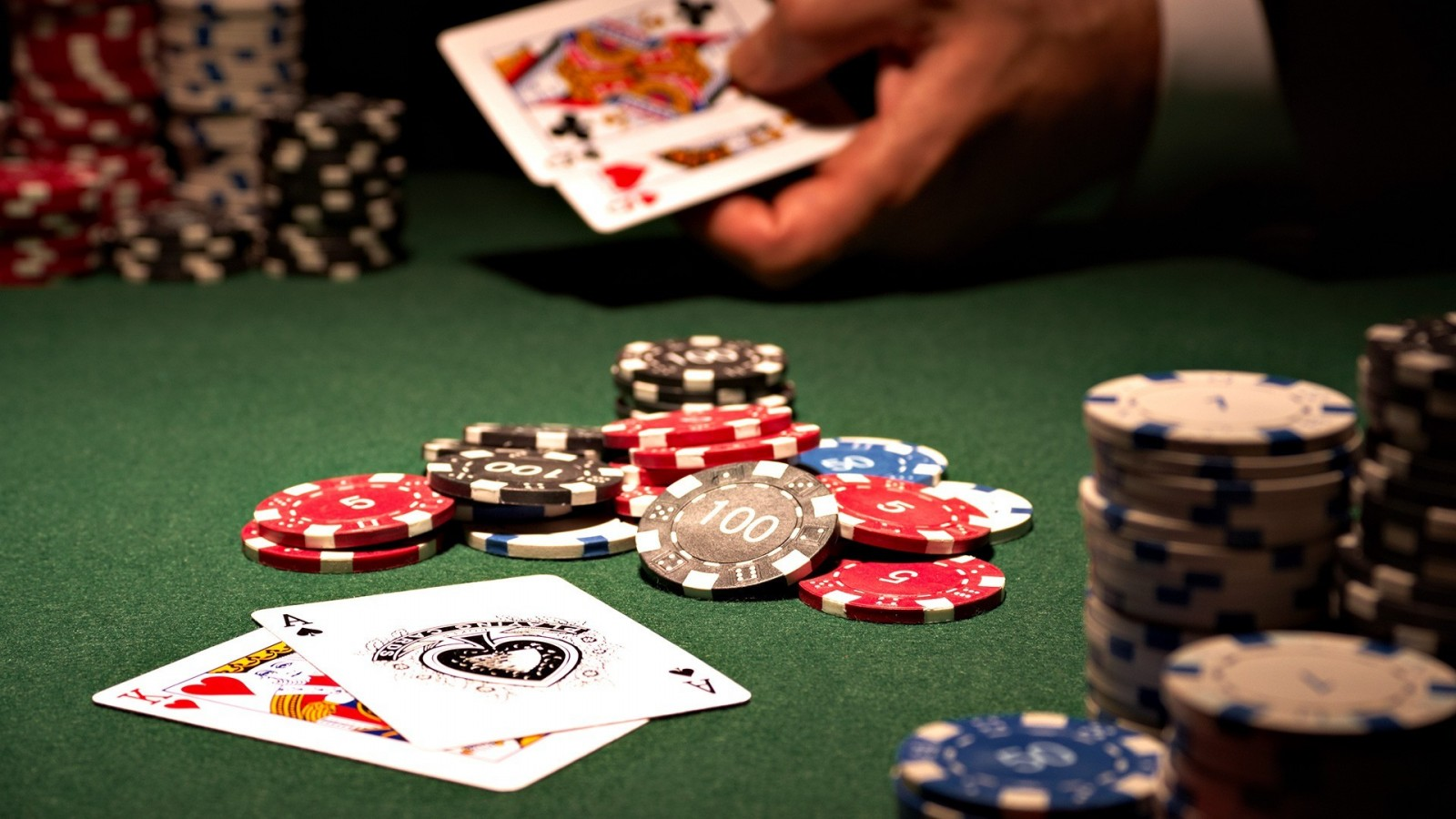 Why The Whole Lot You Learn About Gambling Is A Lie
